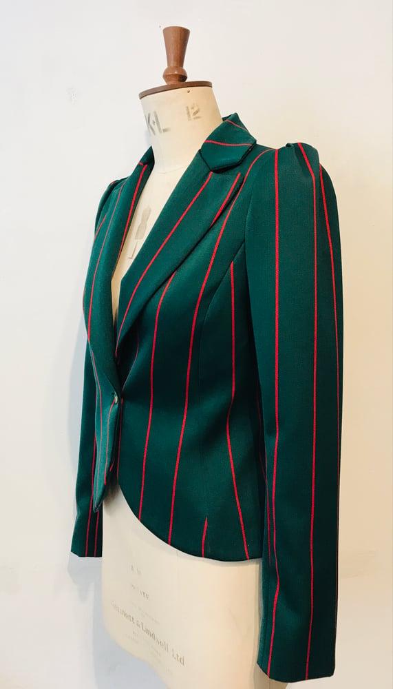 Image of Blazer stripe show jacket