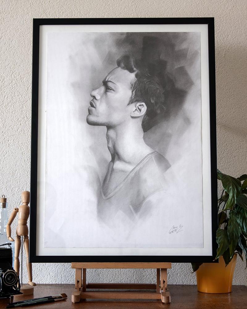 Image of Portrait of Man