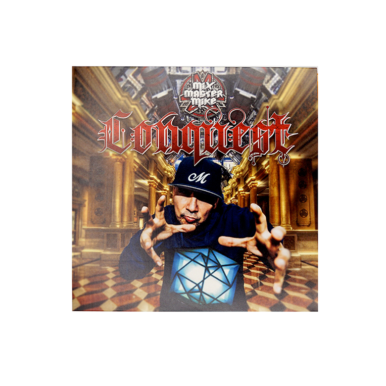 """Image of 7"""" Conquest by Mix Master Mike (RAW001)"""