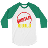 Hustla world raglin