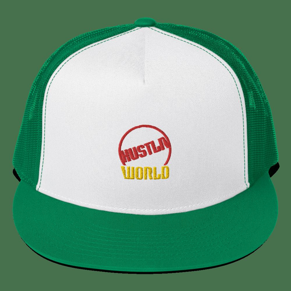 Image of Hustla world trucker