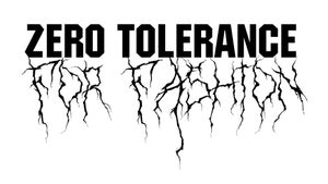 ZERO TOLERANCE LOGO T-SHIRT