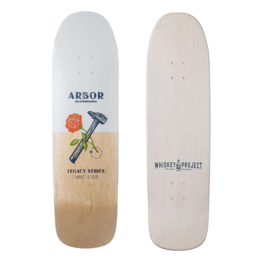 TABLA ARBOR MARTILLO LEGACY DECK 8.875""