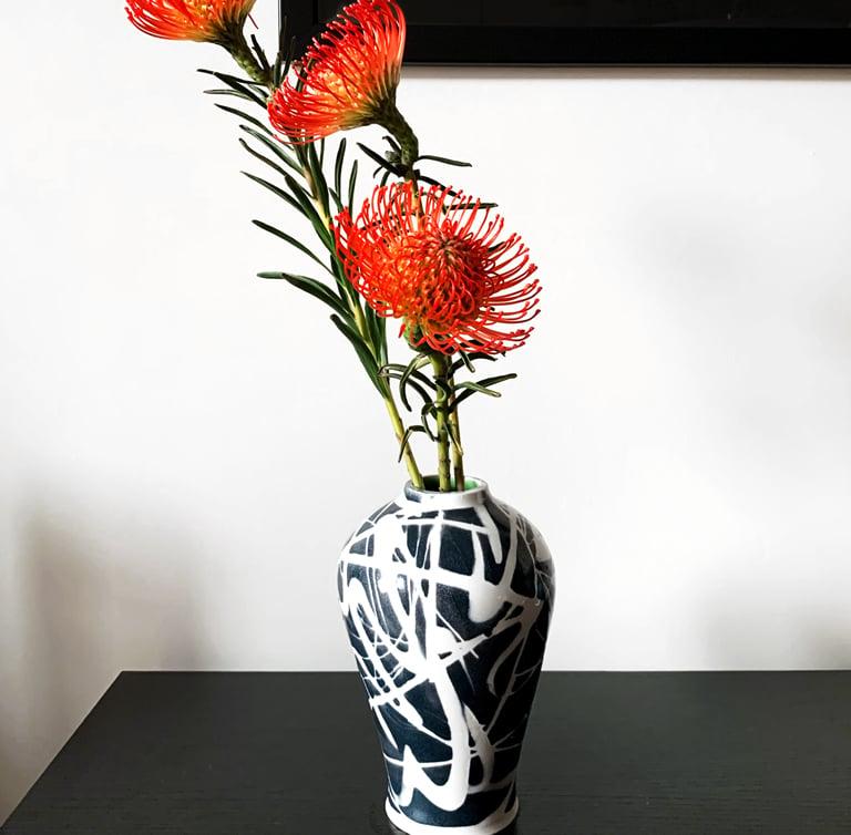 Image of 'Long Exposure' Vase