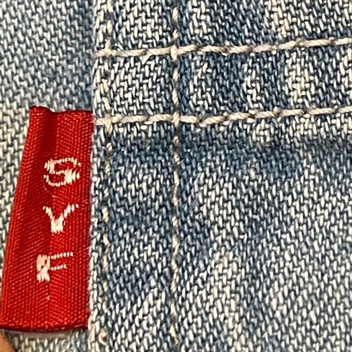 Original Vintage Grateful Dead Crew 90's SYF Denim Long Sleeve!!! Tagged Large. Fits XL!