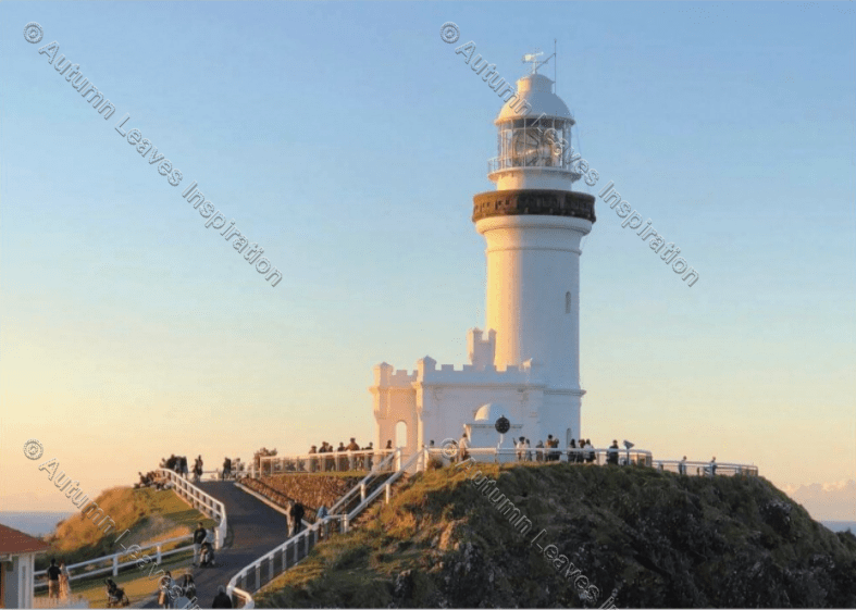 Image of T31 Byron Bay Lighthouse - NEW!