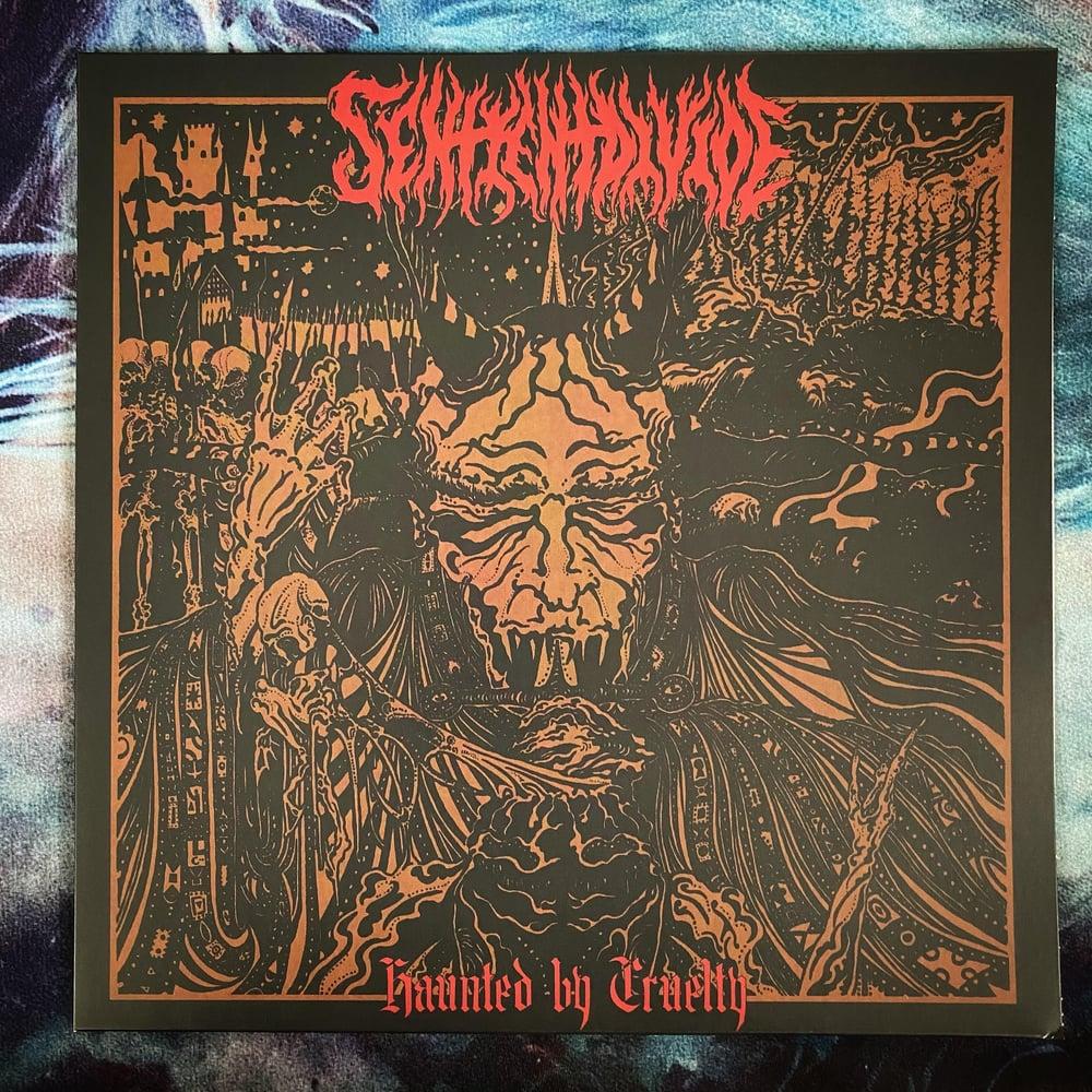 Sentient Divide 'Haunted by Cruelty' LP