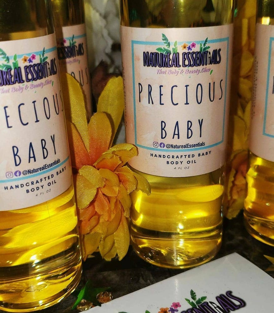 "Image of ""Precious Baby"" Body Oil"
