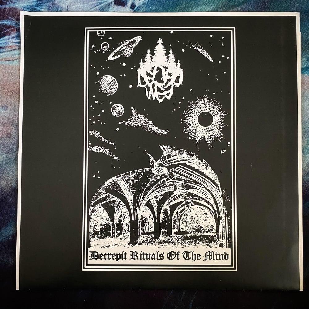 """Deorc Weg """"Decrepit Rituals of the Mind"""" LP"""