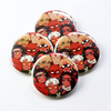 Young Avengers Circle Button