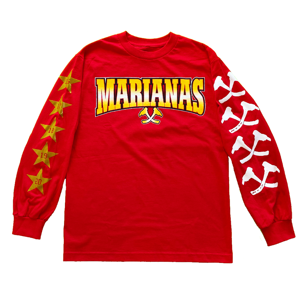 Image of The 5 Rings (Long Sleeve)