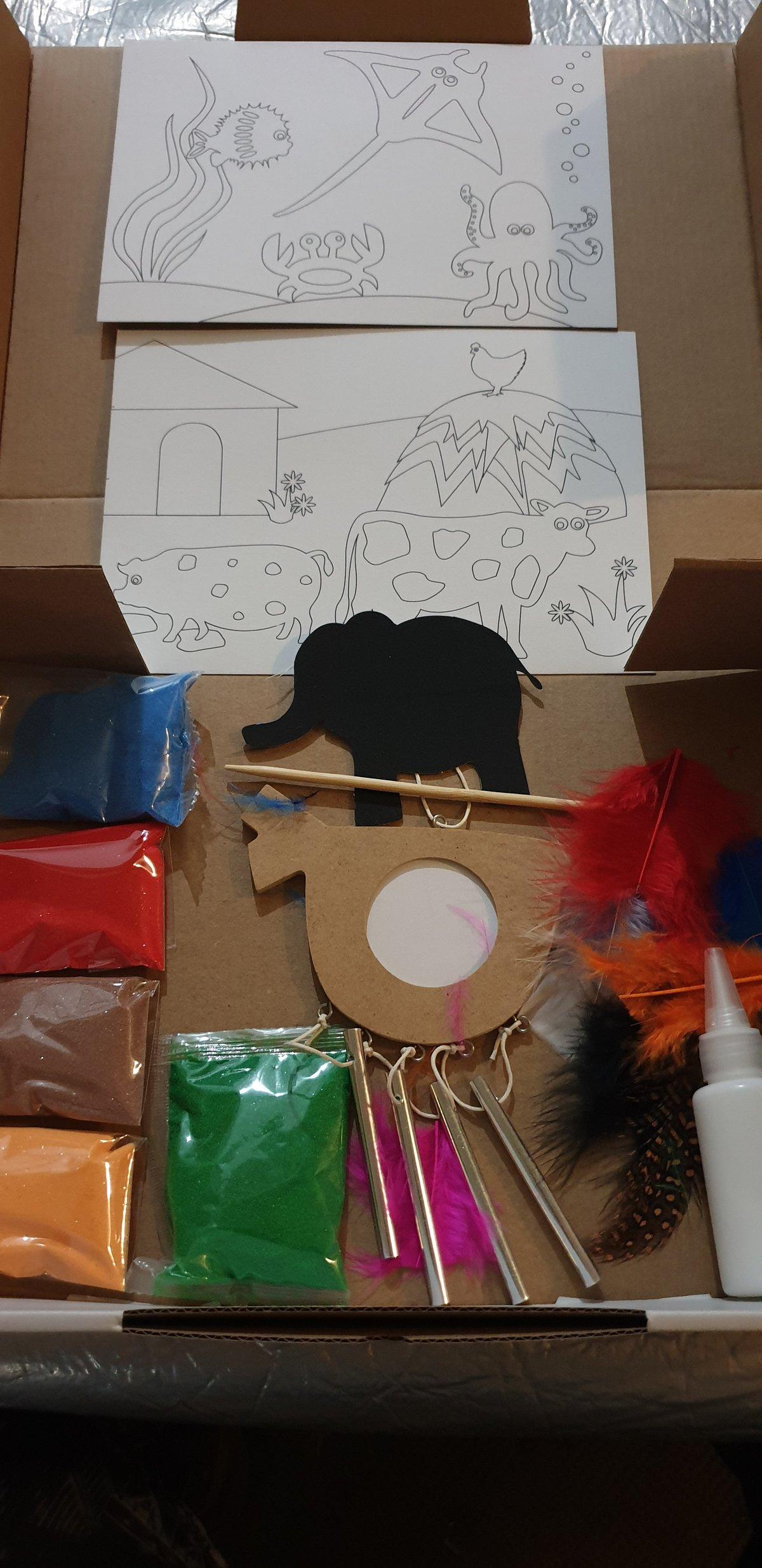 Nature Sensory Craft kit