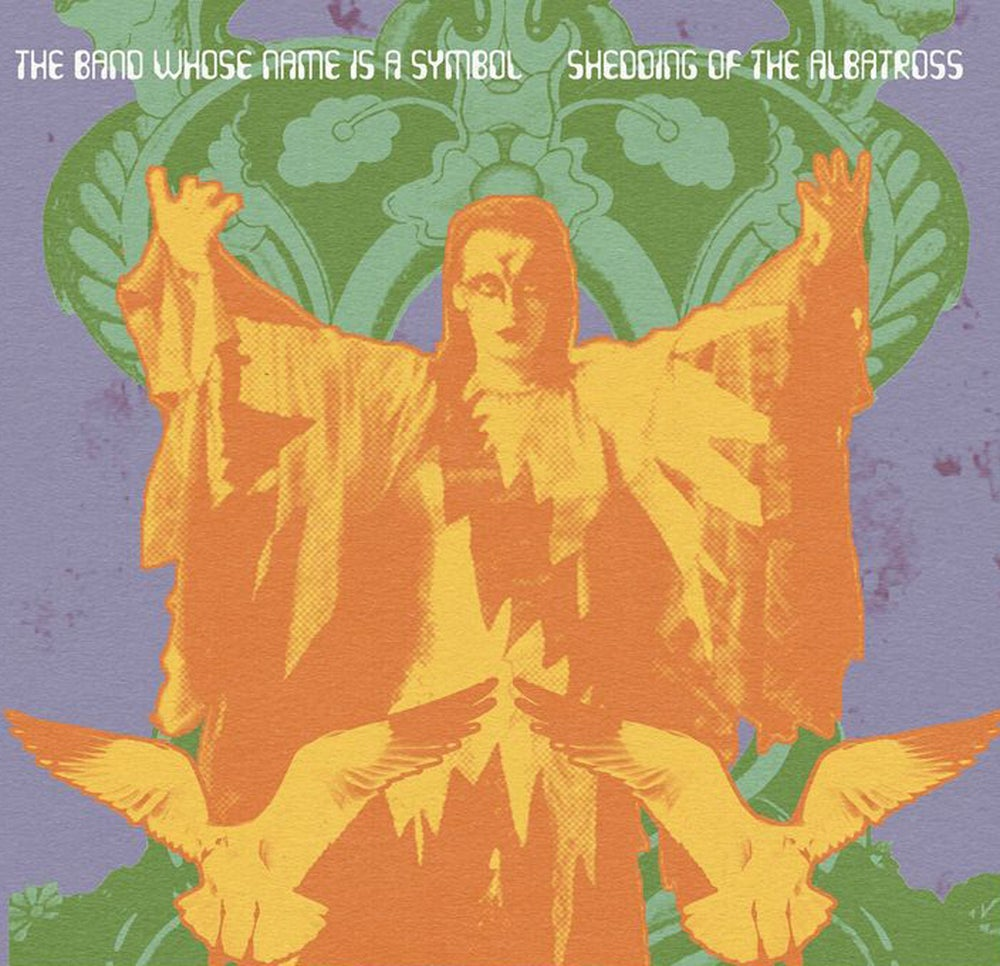 TBWNIS - Shedding The Albatross (4xCDr edition - Space Ritual STYLE) Cardinal Fuzz SOLD OUT