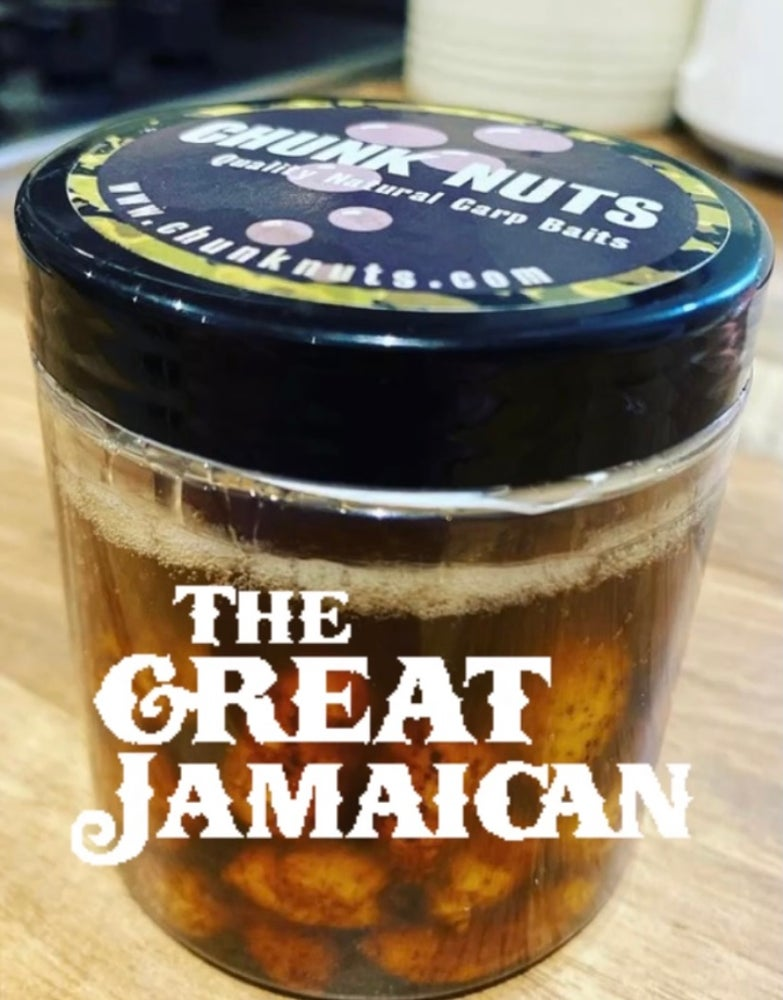 Image of Chunk Nuts 250ml Golden XL Jamaicans 🇯🇲