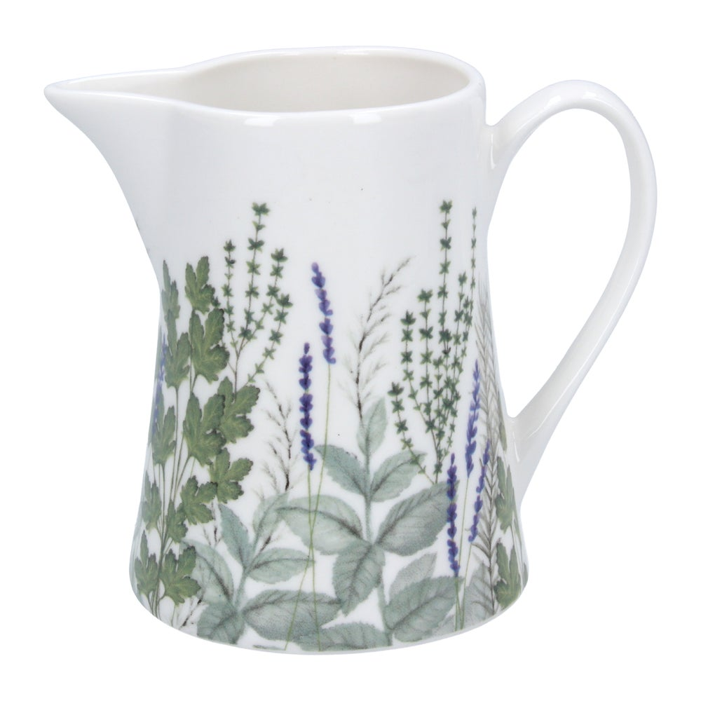 Image of Gisela Graham Lavender and Herbs Small Jug