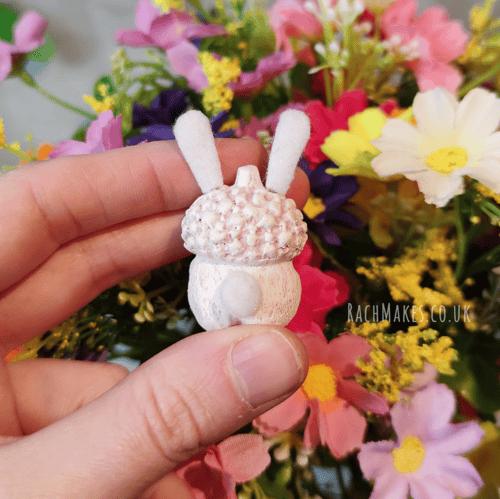 Image of PRE-ORDER Acorn Baby Bunny.