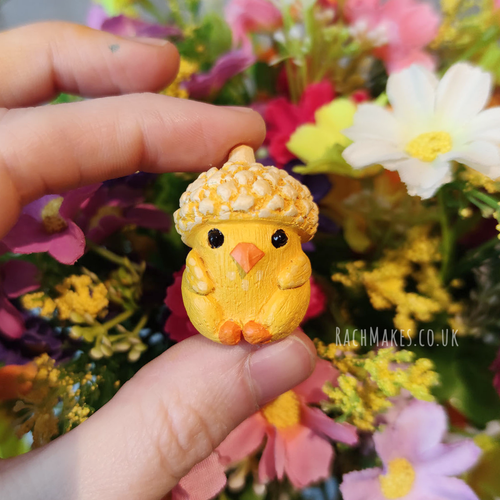 Image of PRE-ORDER Acorn Baby Chick