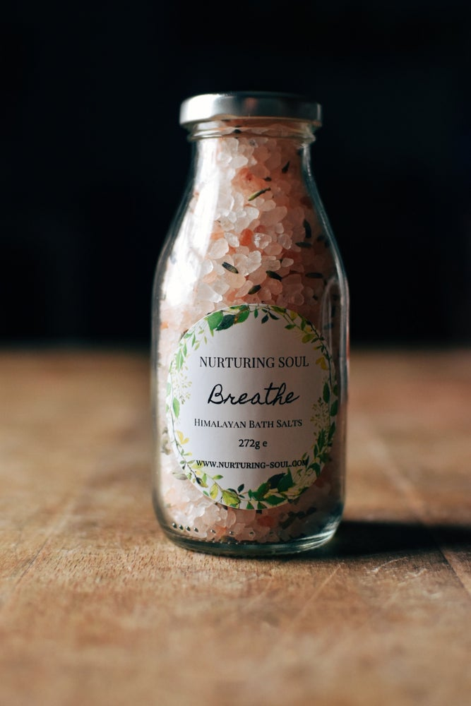 Image of Himalayan Botanical Bath Salts - Breathe