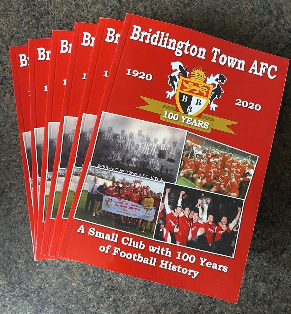 Image of Bridlington Town Centenary Celebration Book