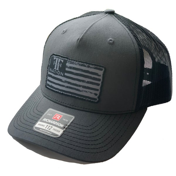 Image of FF Nation Patch Hat