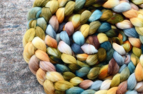 "Image of February Fiber Club Extras - ""Little Houses"" - 4 oz."