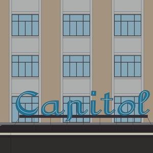Edificio Carrión - Capitol (fondo neutro)
