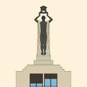 Banco Hispano de Edificación (fondo neutro)