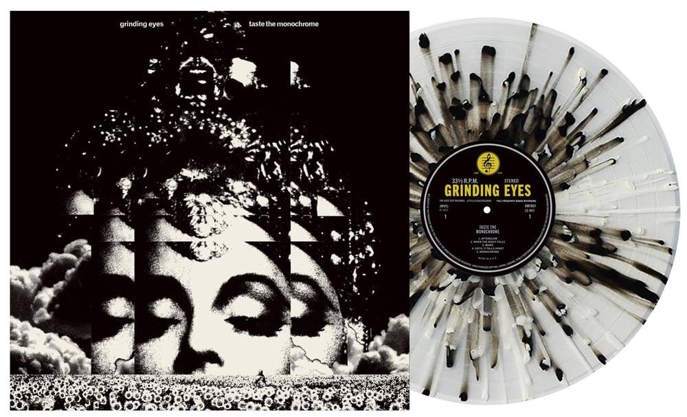 Grinding Eyes - Taste The Monochrome (ACID TEST / LITTLE CLOUD) Splatter Edition 1 LEFT