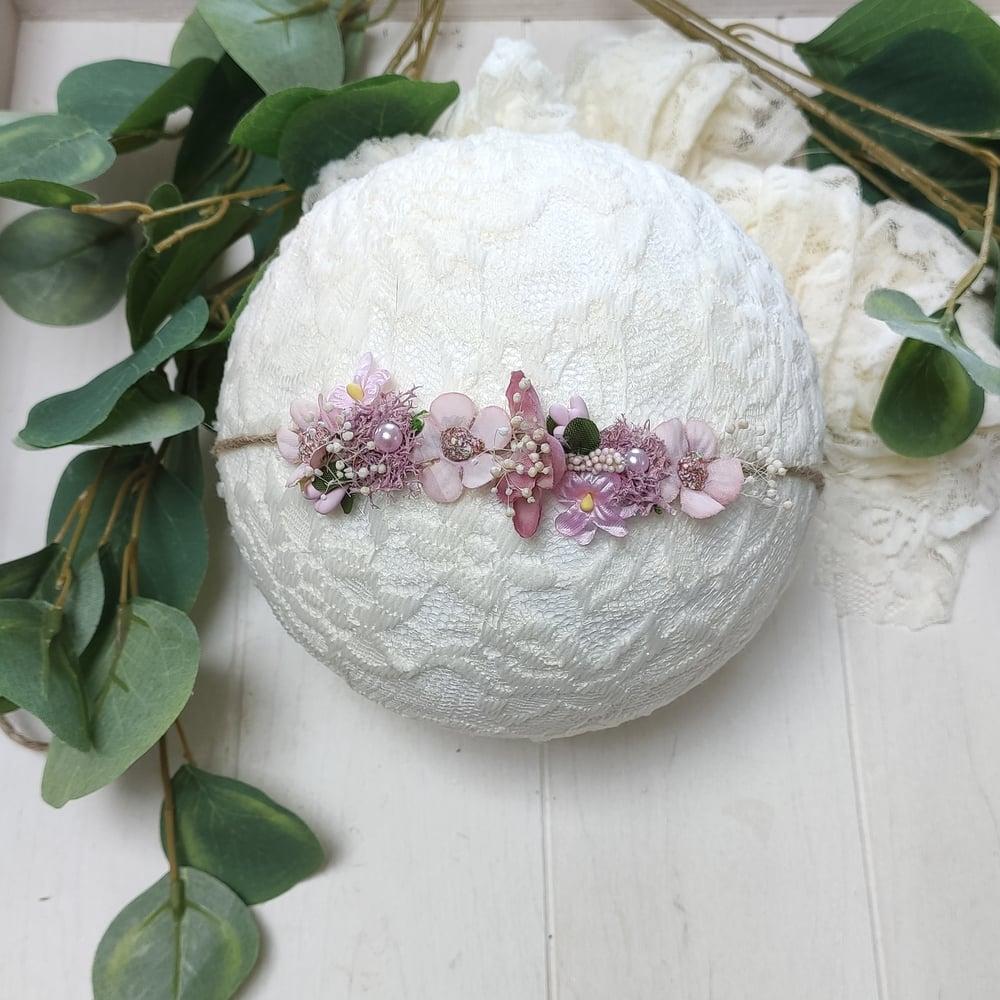 Image of Mini halo rosy