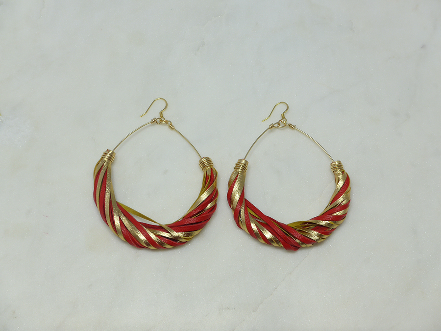 Image of Rebel Chic Signature Hoops Dual Hues