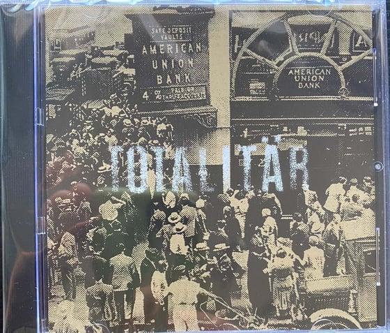 "Image of TOTALITÄR ""Ni Måste Bort!"" CD PRE-ORDER"