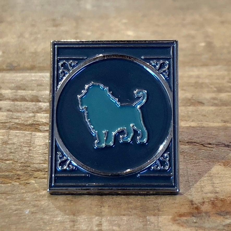 Image of TSP Soft Enamel Pin