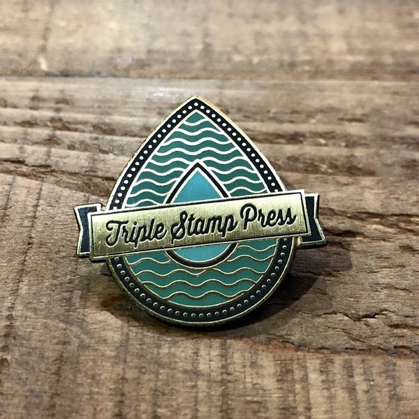 Image of TSP Hard Enamel Pin