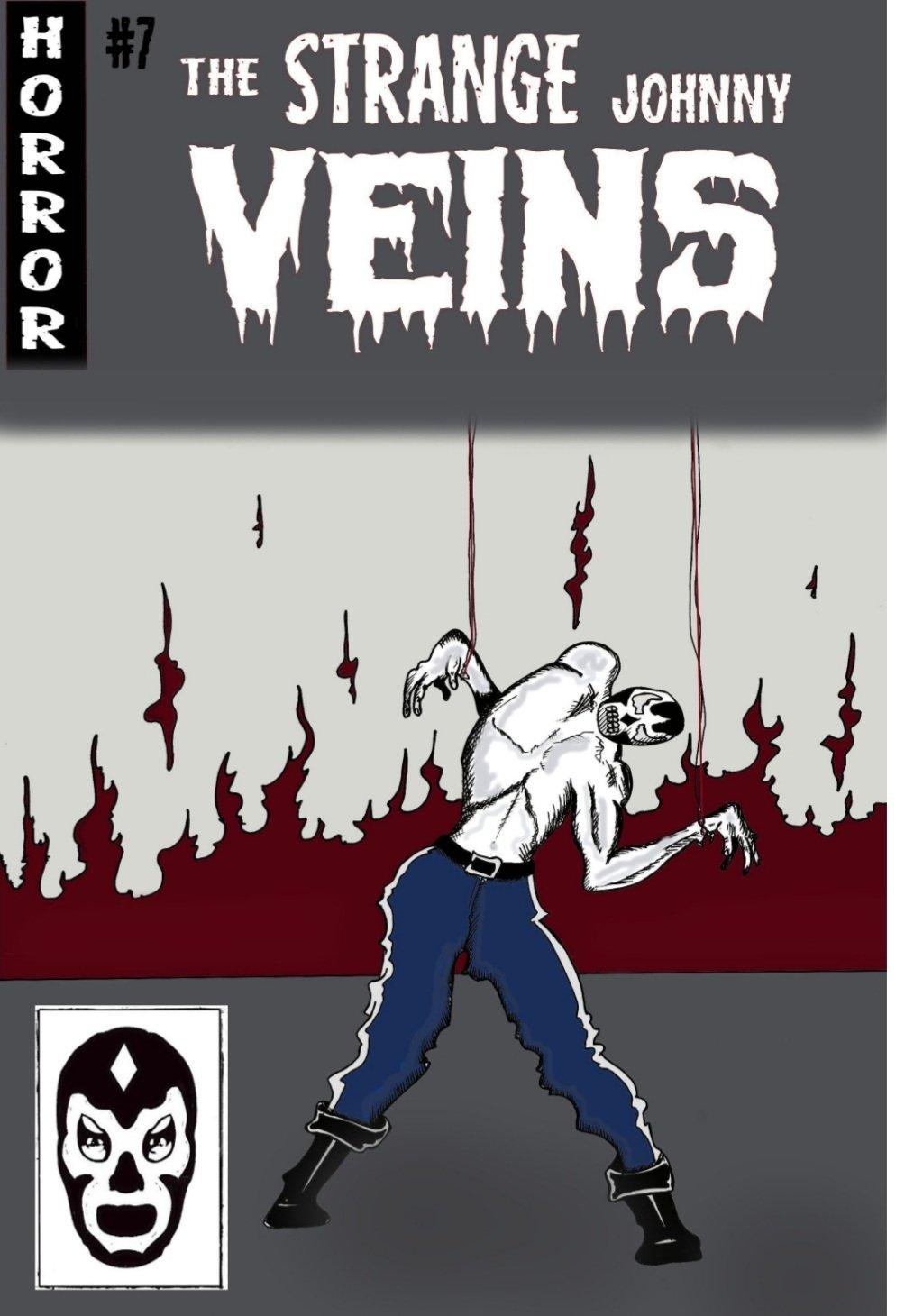 The Strange Johnny Veins Issue 7