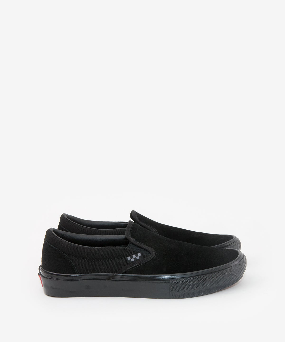 Image of VANS_SKATE SLIP-ON :::BLACKOUT:::