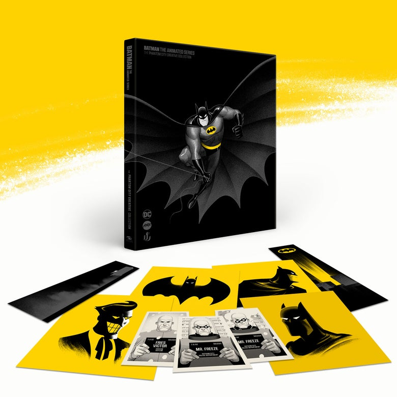 Image of BATMAN: THE ANIMATED SERIES PCC COLLECTION (PCC Version)