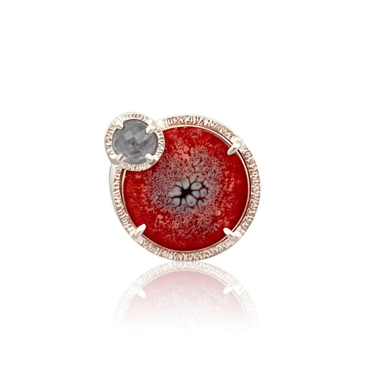 Image of eclipse emerge ring -- one of a kind