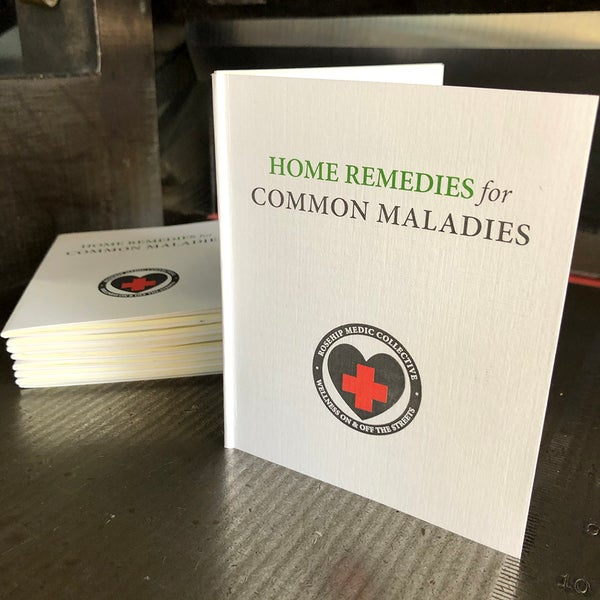 Image of Home Remedies for Common Maladies