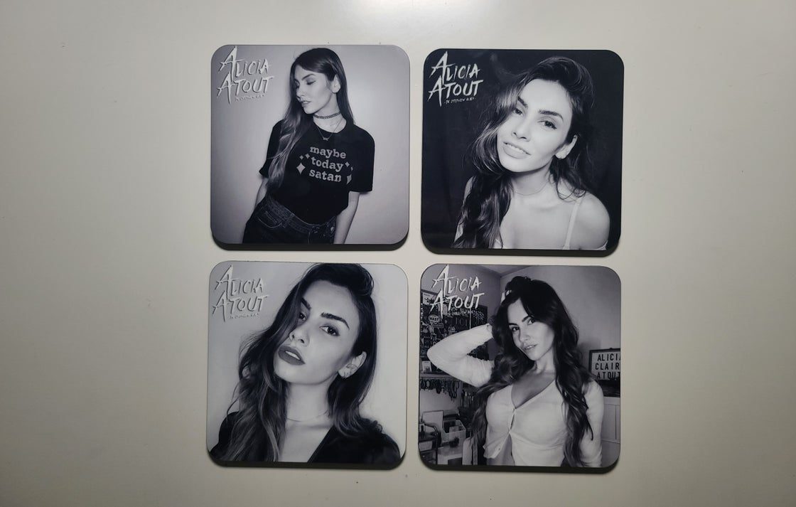 Image of Coasters (Set of Four)