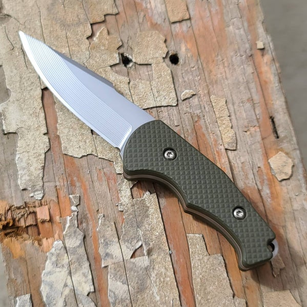 Image of Harpoon Fixed Blade (Olive Drab)