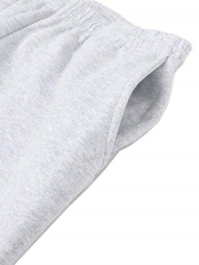 Image of 14oz Heron Hues Logo Ash Royal Blue Sweat Pants