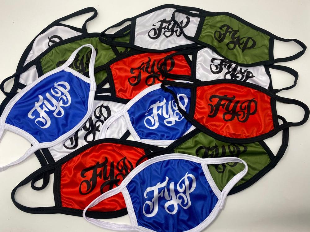 Image of FYP Face Masks