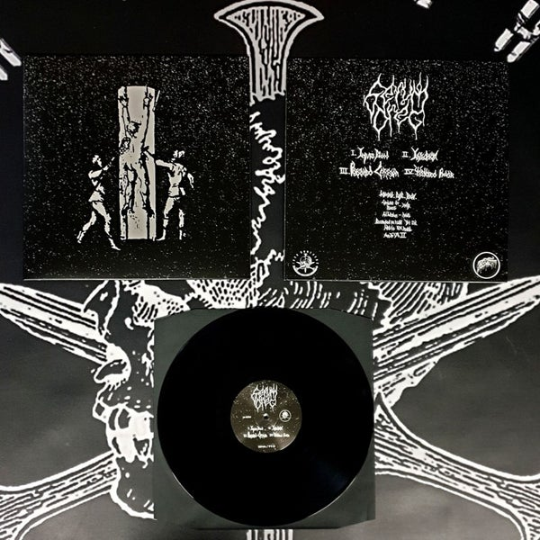 "Image of Serum Dreg- ""Impure Blood"" LP"