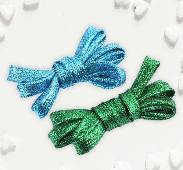 Image of Glitter Shoe Strings