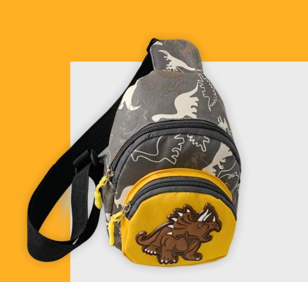 Image of Dinosaur Shoulder Bag