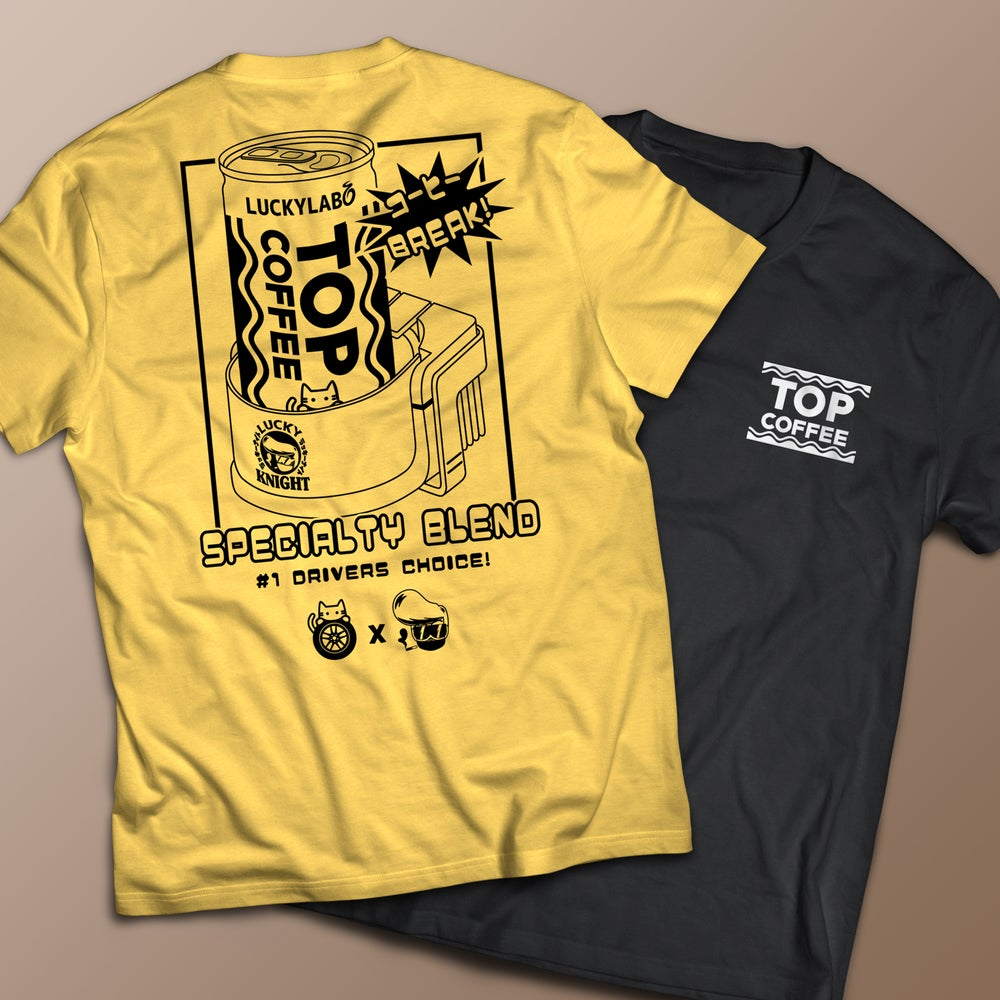 Image of Top Coffee Collab Shirt