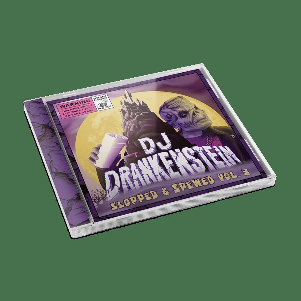 DJ Drankenstein Slopped & Spewed Vol. 3 (Limited Edition)