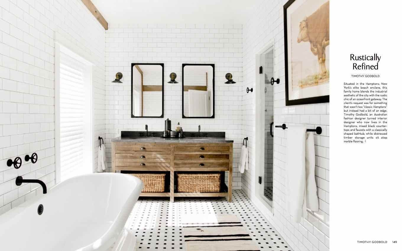 Image of Take a Bath: Interior Design for Bathrooms
