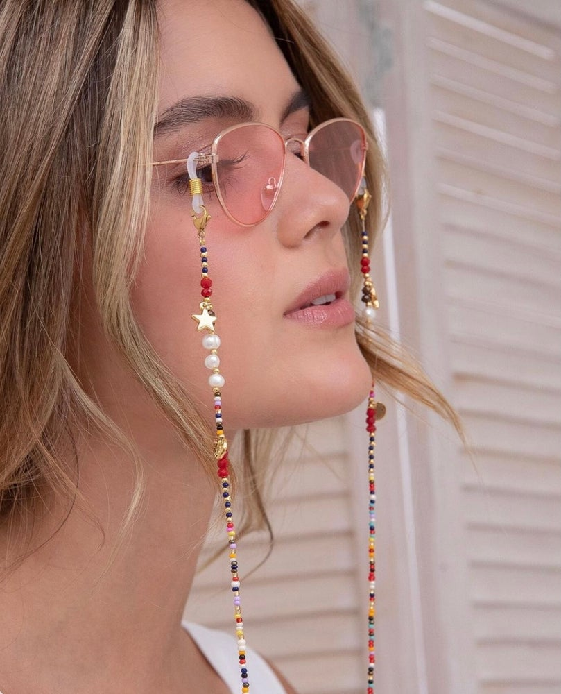 Image of Carnaval Chain for Glasses