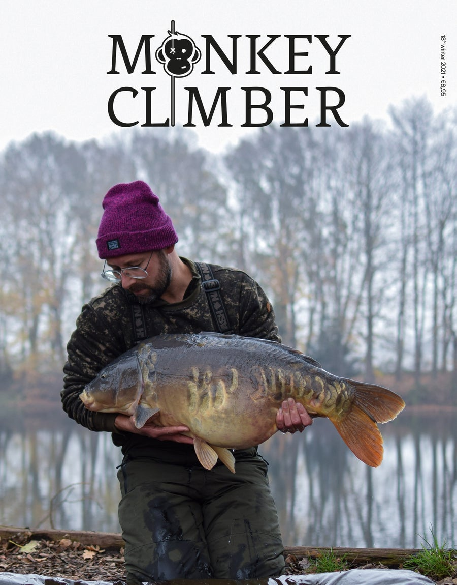 Image of Monkey Climber mag #18 & Backissues